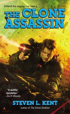 The Clone Assassin (A Clone Republic Novel #9) Cover Image