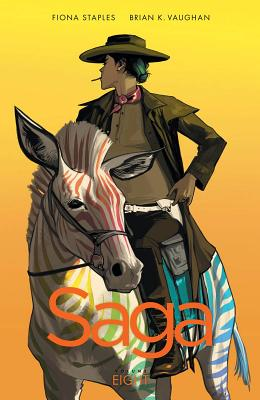 Saga, Vol. 8 cover image