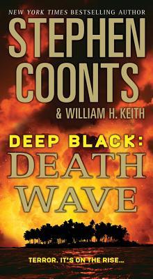 Deep Black: Death Wave Cover Image