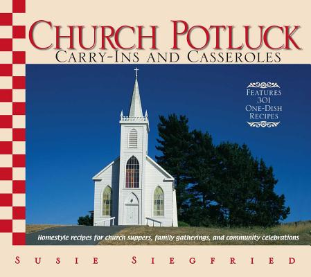 Cover for Church Potluck Carry-Ins And Casseroles