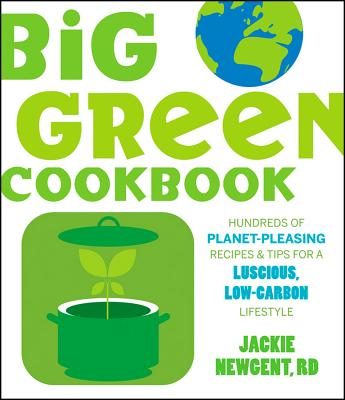 Big Green Cookbook Cover