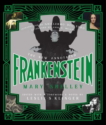 The New Annotated Frankenstein Cover Image