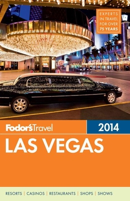 Fodor's Las Vegas [With Map] Cover Image