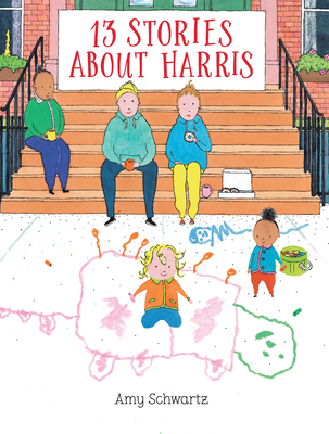 13 Stories About Harris Cover Image