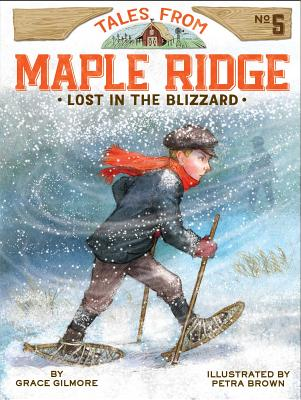 Lost in the Blizzard (Tales from Maple Ridge #5) Cover Image