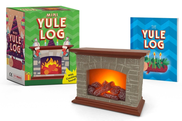 Mini Yule Log: With crackling sound! (RP Minis) Cover Image