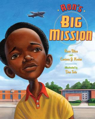 Ron's Big Mission Cover Image