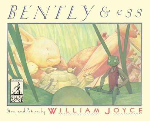Bently & Egg (World of William Joyce) Cover Image