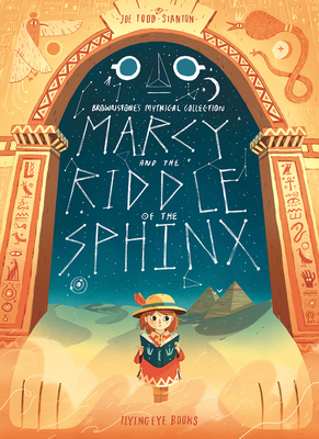 Marcy and the Riddle of the Sphinx: Brownstone's Mythical Collection 2 Cover Image