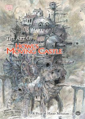 The Art of Howl's Moving Castle Cover