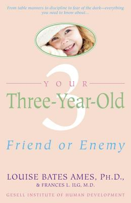 Your Three-Year-Old Cover