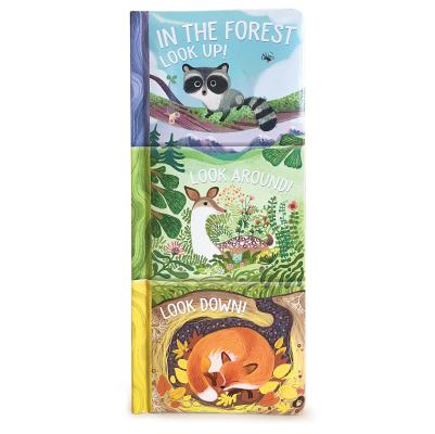 In the Forest: Look Up, Look Around, Look Down Cover Image