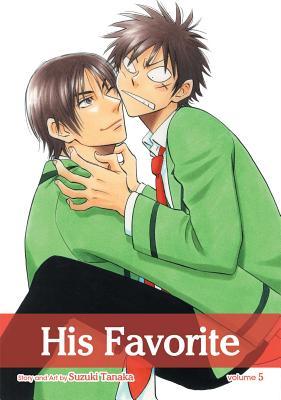 His Favorite, Vol. 5 Cover Image