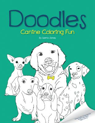 Doodles Canine Coloring Fun (Doodles Coloring Fun) Cover Image