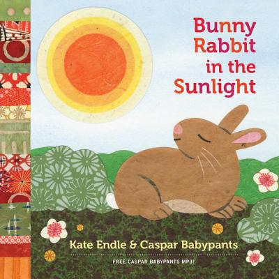 Bunny Rabbit in the Sunlight Cover Image