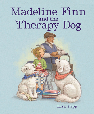 Madeline Finn and the Therapy Dog Cover Image