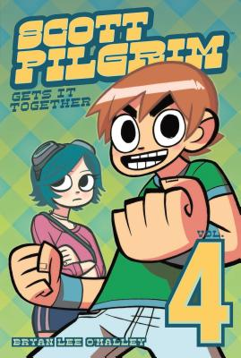 Scott Pilgrim Gets It Together Cover