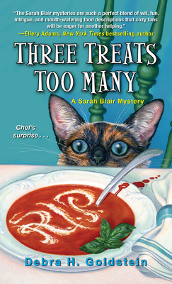 Three Treats Too Many (A Sarah Blair Mystery #3) Cover Image
