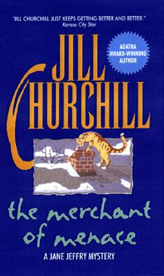 The Merchant of Menace Cover