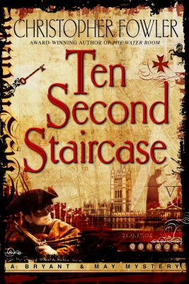 Ten Second Staircase Cover