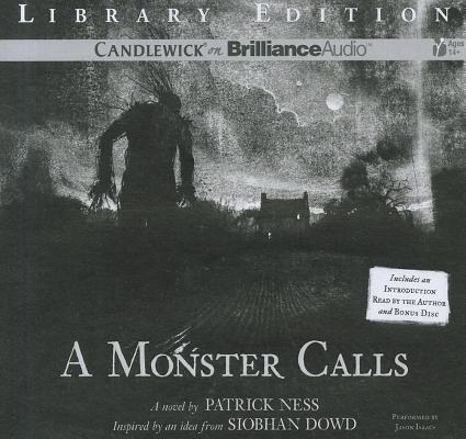 A Monster Calls [With Bonus CDROM] Cover Image