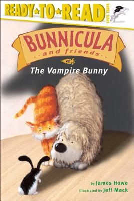 The Vampire Bunny (Bunnicula and Friends #1) Cover Image