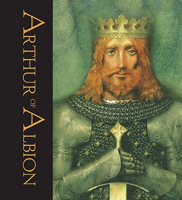 Cover for Arthur of Albion