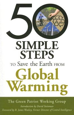 50 Simple Steps to Save the Earth from Global Warming Cover