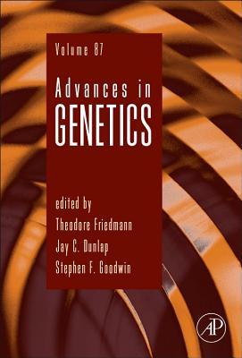 Advances in Genetics, 87 Cover Image