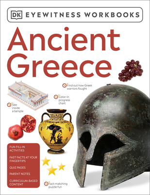 Eyewitness Workbooks Ancient Greece Cover Image