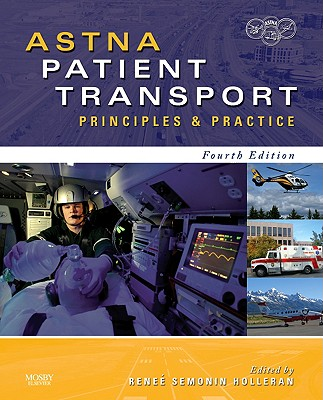 ASTNA Patient Transport: Principles and Practice Cover Image