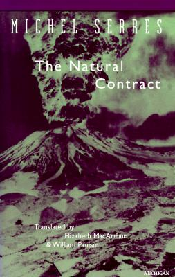 The Natural Contract (Studies In Literature And Science) Cover Image