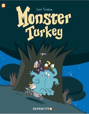 Monster Turkey Cover