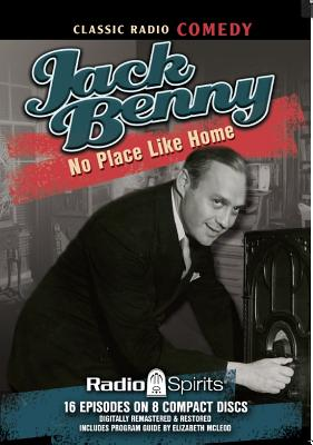 Jack Benny: No Place Like Home Cover Image