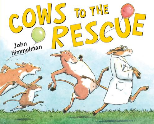 Cows to the Rescue Cover