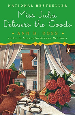 Miss Julia Delivers the Goods: A Novel Cover Image