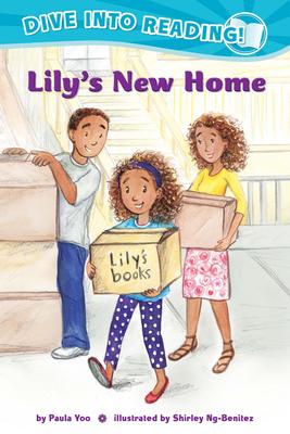 Lily's New Home (Confetti Kids) Cover Image