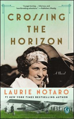 Cover for Crossing the Horizon