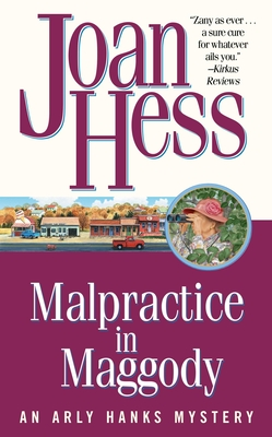 Cover for Malpractice in Maggody