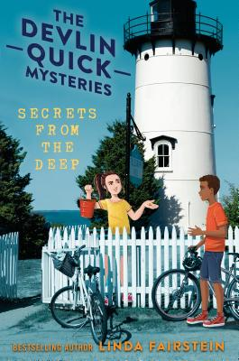 Secrets from the Deep (Devlin Quick Mysteries, The #3) Cover Image