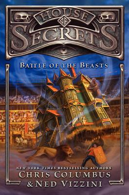 House of Secrets: Battle of the Beasts Cover Image