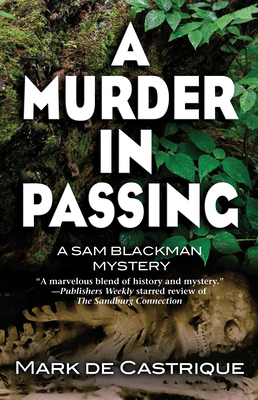 Cover for A Murder in Passing