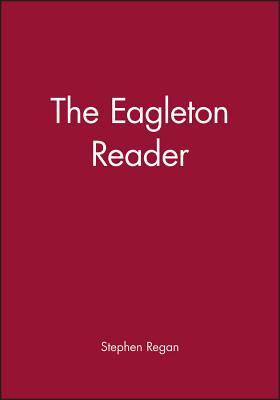 Cover for Eagleton Reader (Wiley Blackwell Readers)