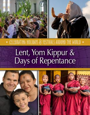 Lent, Yom Kippur & Days of Repentance Cover Image