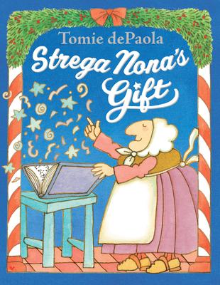 Strega Nona's Gift Cover