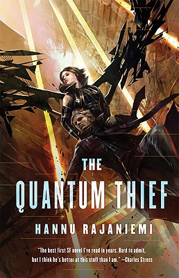 The Quantum Thief Cover Image