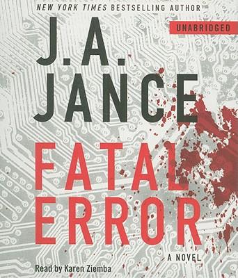 Fatal Error: A Novel Cover Image
