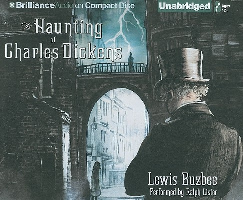 The Haunting of Charles Dickens cover