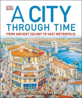 A City Through Time Cover Image