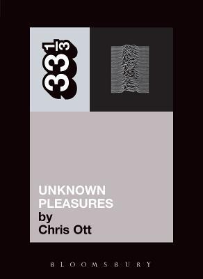 Joy Division's Unknown Pleasures (33 1/3 #9) Cover Image